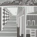 Myrmecology (Detail), Cut Paper by Gail Cunningham